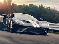 2016 Ford GT Top Speed