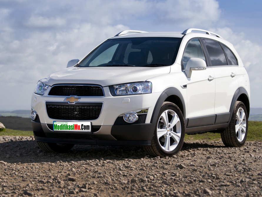 CHEVROLET Captiva Diesel - Daftar 6 Mobil MPV SUV Diesel Paling Irit Murah Mesin Bandel Terbaik Untuk Keluarga Indonesia