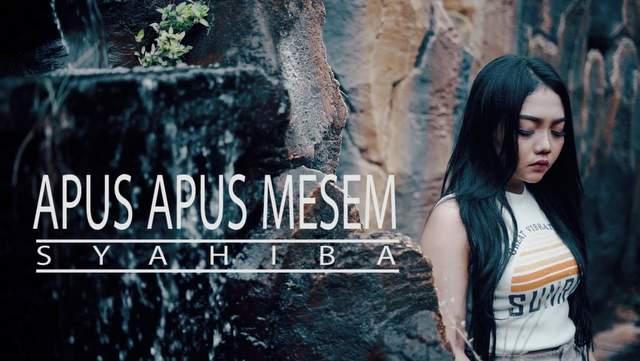 Lirik Lagu Apus Apus Mesem - Syahiba Saufa