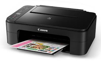 Canon Pixma TS3160 Driver Download