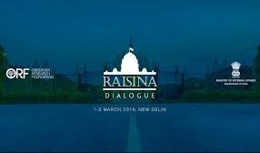 Raisina Dialogue 2016 kicks off at New Delhi 1