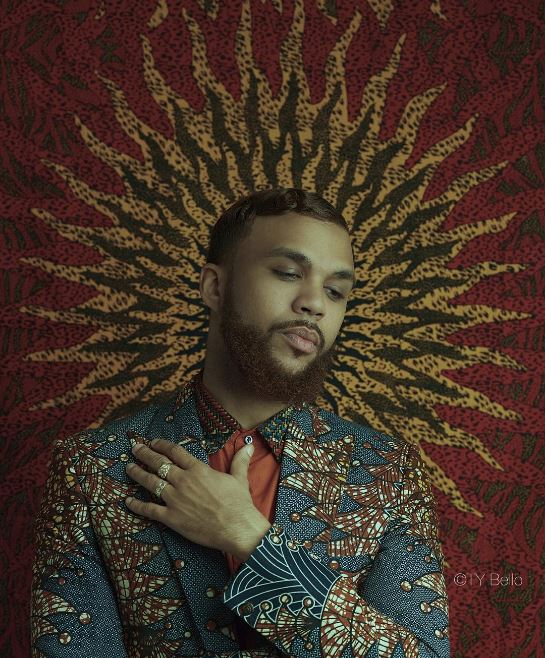 Jidenna talks about feature wife