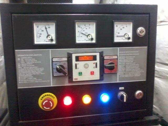 melayani jasa wiring panel genset