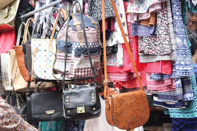 Sarojini Nagar - Delhi Markets