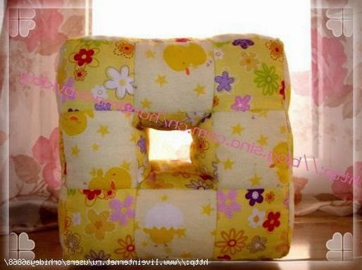подушка с отверстиями