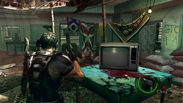 Resident Evil 5 Gold Edition Captura 5