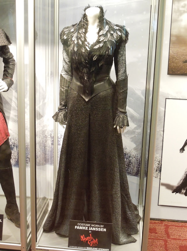 Famke Janssen Muriel witch costume Hansel Gretel Witch Hunters