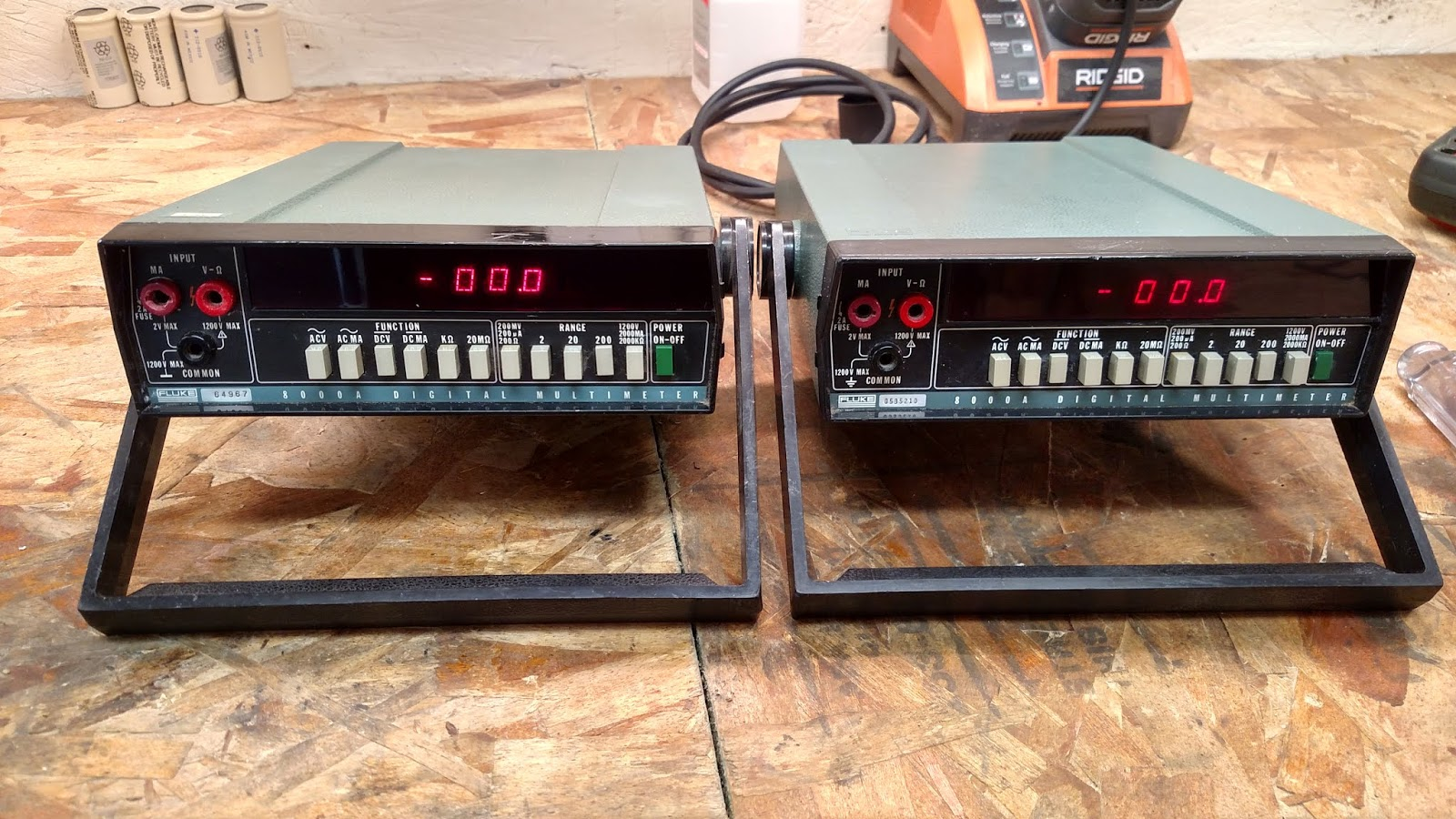 Spud's blog: An Old School Digital Multimeter (DMM) - Updated