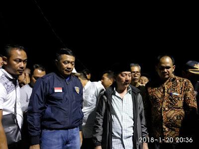 Herman HN Tuding Ada Sabotase Ledakkan TPS Pasar Perumnas Way Halim
