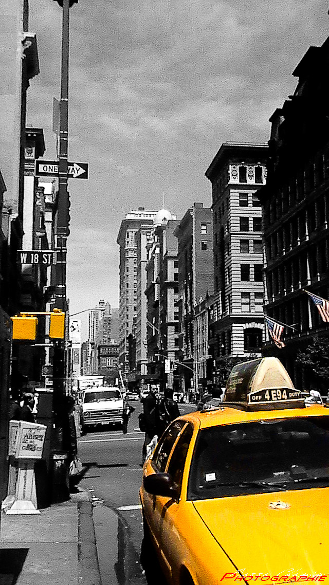 new york yellow cab. Black Bedroom Furniture Sets. Home Design Ideas
