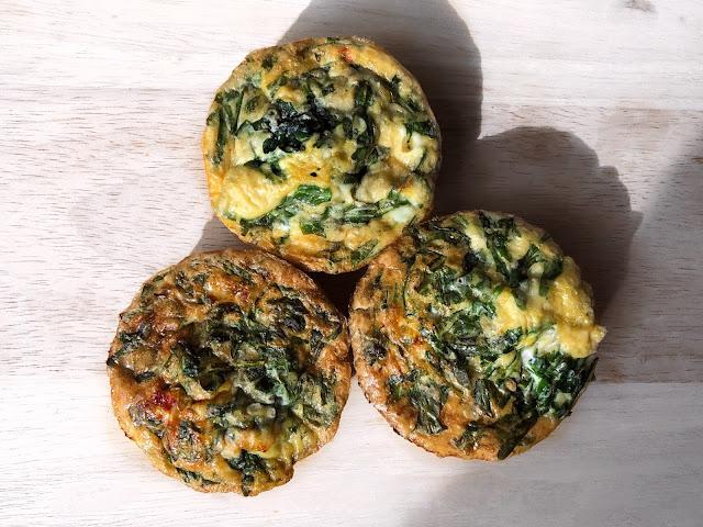 keto healthy egg muffin recipe