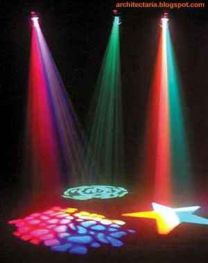 WING LIGHT Kiki_Rizki Tata cahaya  macammacam lampu