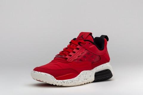 Adidasi femei rosii Jordan Max 200 GS originali la reducere