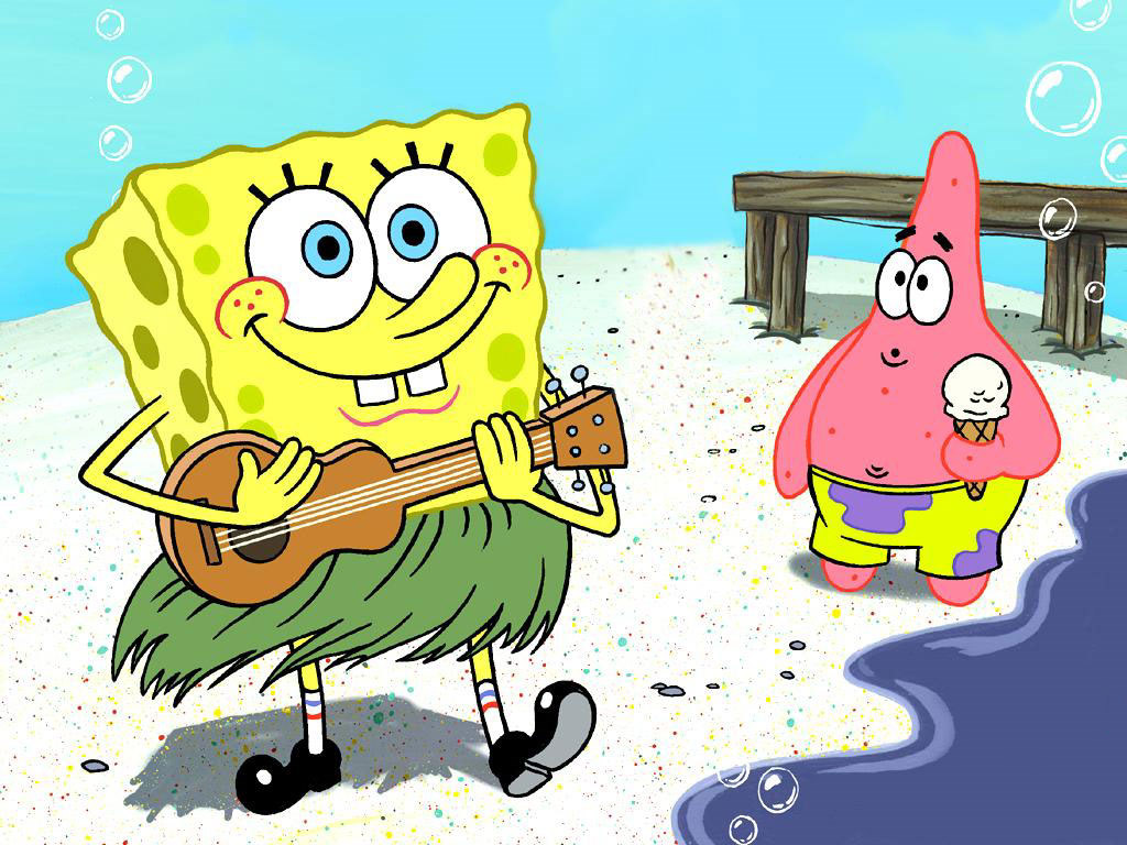 Kartun Spongebob Naranua