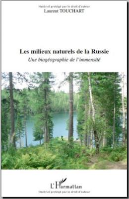 Télécharger Livre Gratuit Les milieux naturels de la Russie, Une biogéographie de l'immensité pdf