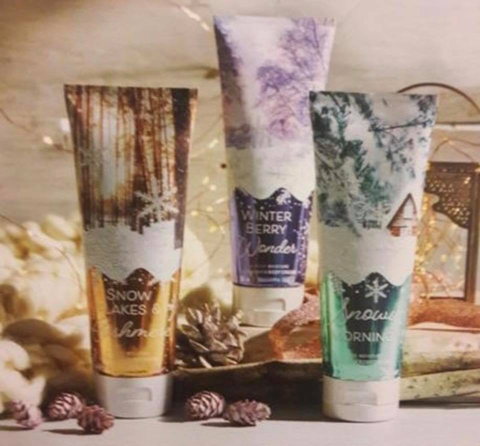 Life Inside The Page Bath Amp Body Works Holiday Body
