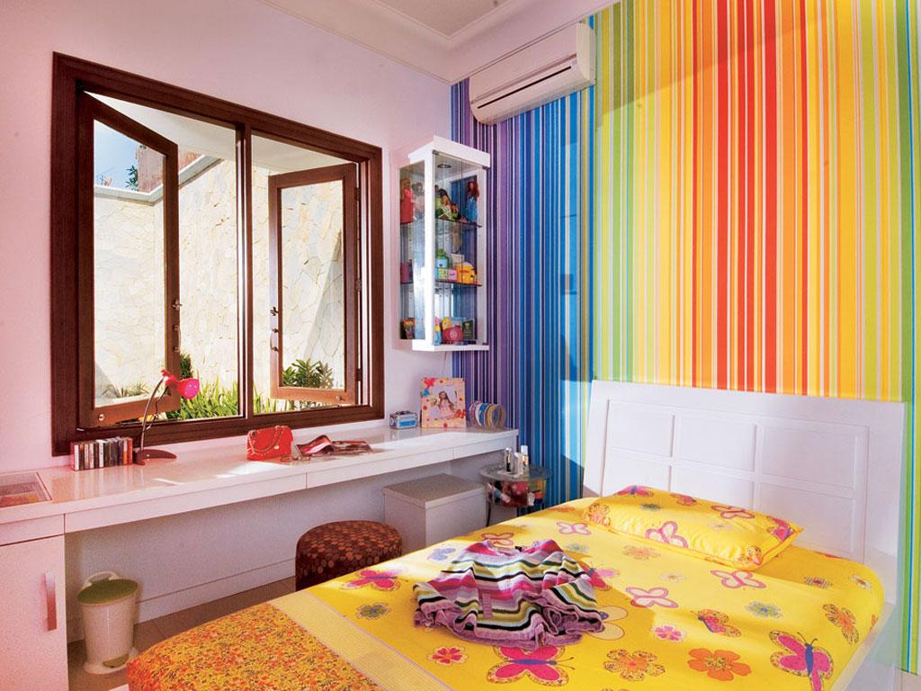108 Wallpaper Dinding Untuk Kamar Anak Perempuan ...