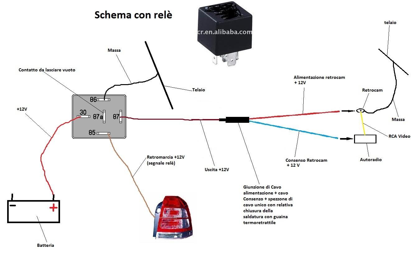 Schemi Elettrici Auto: Citroen dyane regolatore