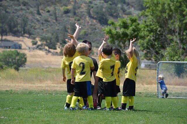 Sport et jeu : les enfants à risque de diabète en bénéficient également