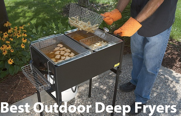 Best Outdoor Deep Fryer