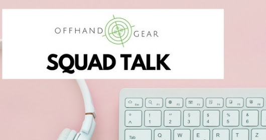 This week on Squad Talk I'm sharing some of my personal favs for info and inspiration.