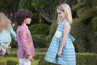 Raphael Alejandro and McKenna Grace in How to be a Latin Lover (40)
