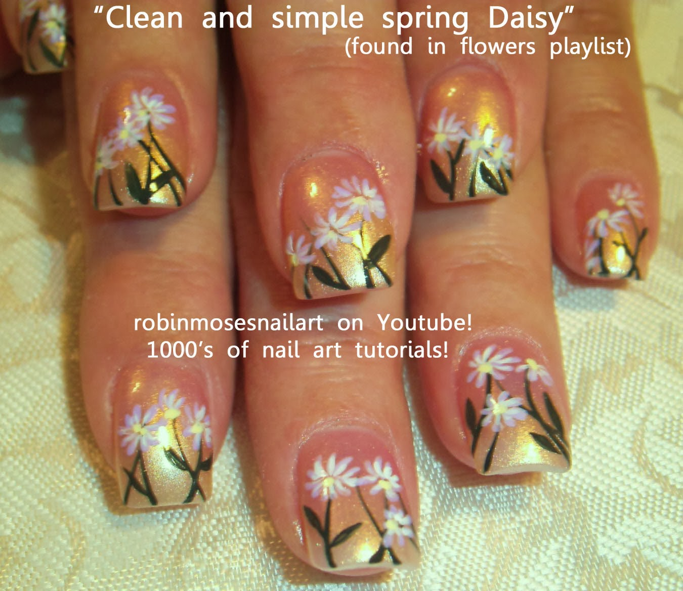 Robin Moses Nail Art: February 2014
