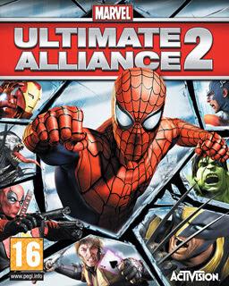 โหลด Marvel ultimate alliance 2 ลิ้งเดียว
