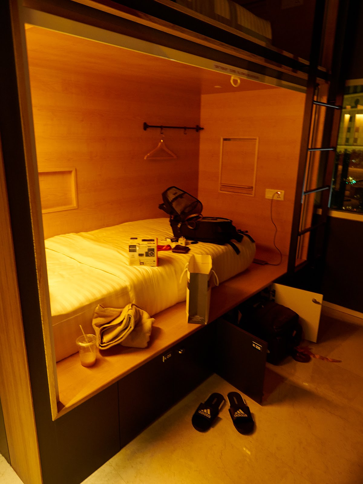 The Bed Hostel Klcc Kuala Lumpur