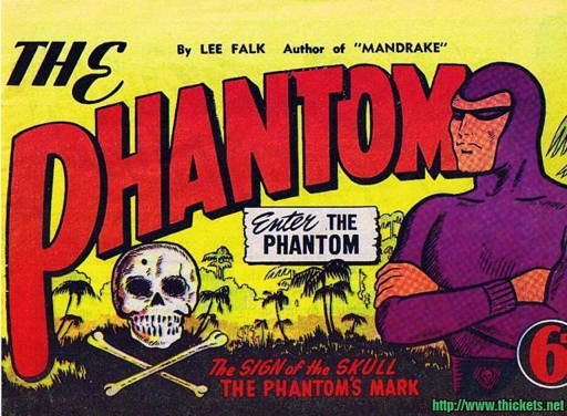 spyvibe the phantom at 80
