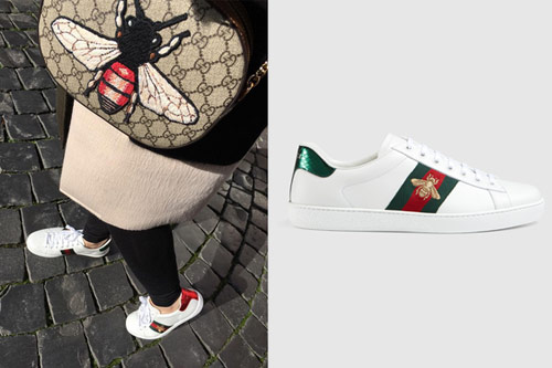 Look! This Super Expensive Gucci Shoes Is Almost Every Celeb's Favorite!