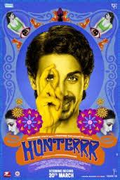 bollywood movie poster of Hunterrr