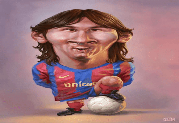 Celebridades-Messi