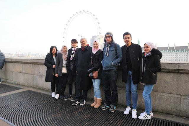 Sightseeing di London Yang Sangat Menyeronokkan