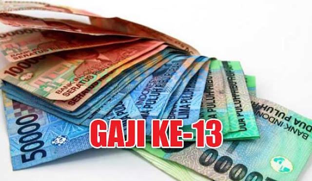 Ini Kabar  Gembira untuk PNS Provinsi Jambi tentang Gaji ke 13 dan ke 14