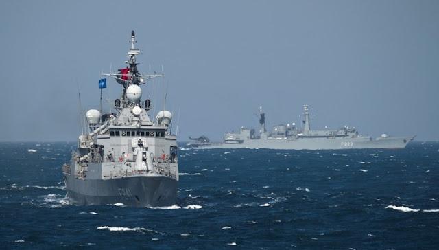 Σύγκρουση Ελλάδας - Τουρκίας: «Πόλεμος δι' αντιπροσώπων» ΗΠΑ-Ρωσίας για την Μεσόγειο