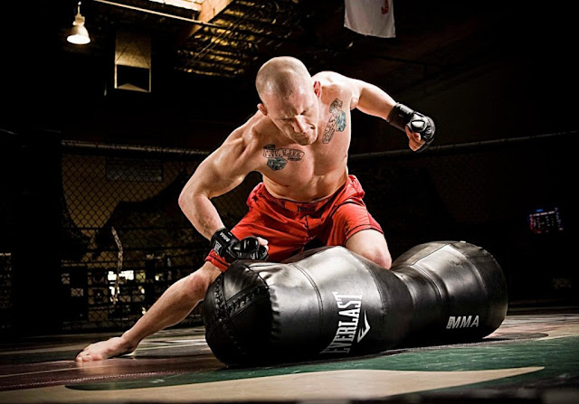 training mma athletes