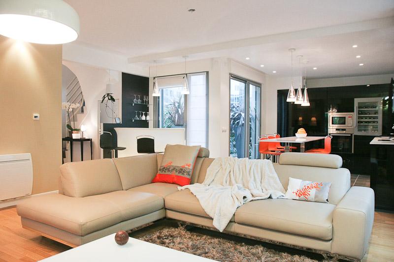 Genie Bricolage & Décoration: décoration salon americain 2013