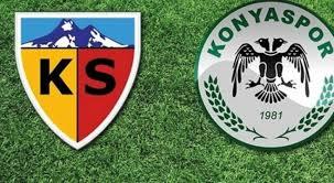 Kayserispor - Konyaspor Canli Maç İzle 22 Eylül 2018