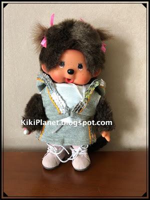 kiki monchhichi clothes vêtements poupée dolls boutique