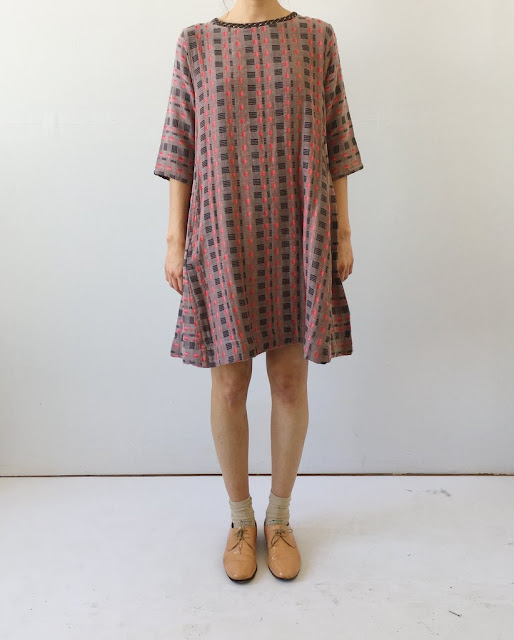 Ace & Jig Margot Dress in Twine