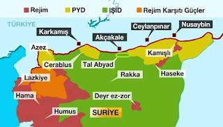 Rojava Region