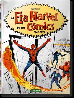 La era Marvel de los Cómics 1961-1978