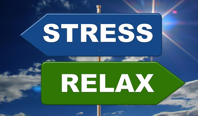 Natural Stress Relief Herbs