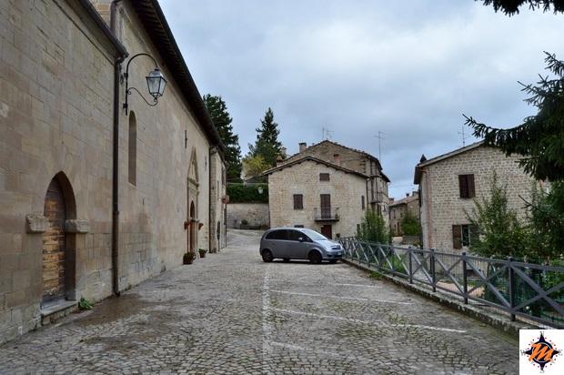 Montemonaco, chiese di San Biagio intra Moenia e di San Domenico
