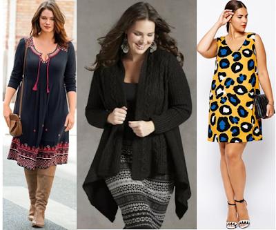 7 Tips Fashion Pakaian Untuk Wanita Gemuk Agar Terlihat Lansing