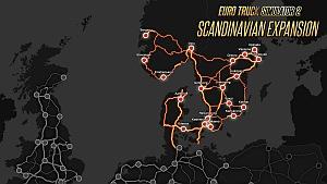 ETS2 Scandinavia DLC