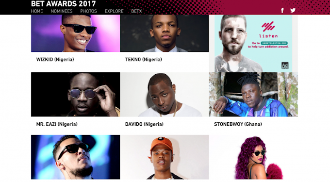 2017 BET Awards to air live on DStv, June 27