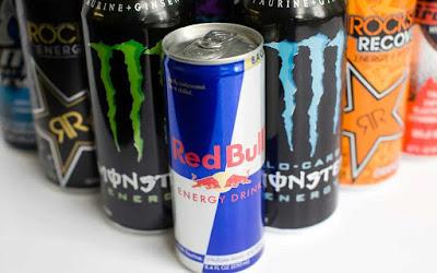 Contenido bebidas energéticas