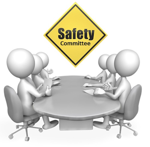 health and safety powerpoint templates - safety risks health and safety committee responsibilities